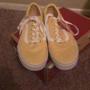 NTW Yellow Vans